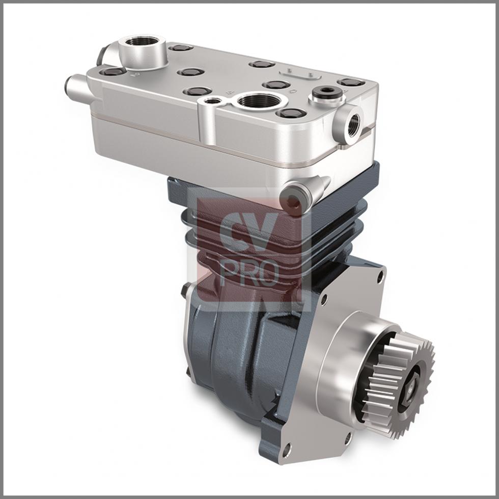 Compressor Replaces Wabco 4123520260; 4123520140 Mercedes Benz 4571304415; 4571302415; 4571301715; 9061301715 Evobus 4571304415 VolvoTDAS4123520260