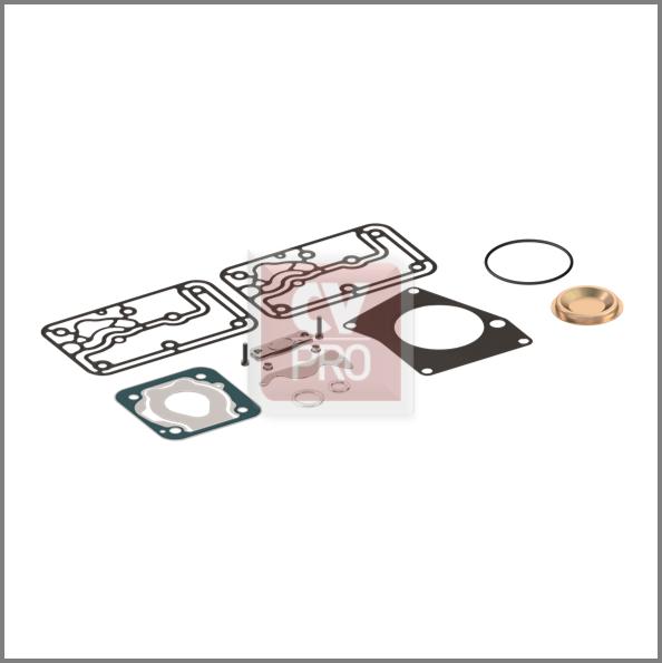 Repair Kit Wabco 4123529222-R1; 4123529232-R1 Replaces Mercedes Benz 0011302615-R1Replaces Wabco 4123529222-R1; 4123529232-R1 Air Brake Compressor