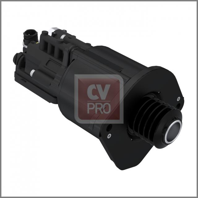 CAS100-0016 Clutch Servo Replaces Mercedes Benz 0002500062; 0002500562 Replaces Wabco 9701500010 ultimate qualitis spares for commercial veh